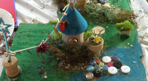 It's that time again! Join us on April 11th at 10am to make a fairy house for your magical fairy friends! Free and open to all children - no registration necessary.