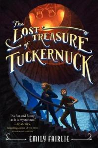 """Kids in grades 3-7 can join this fun book group which will vote for the winner of the Massachusetts Children's Book Award! The next meeting is on January 21st from 3:30-4:30 and we will be discussing """"The Lost Treasure of Tuckernuck"""" by Emily Fairlie."""