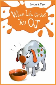 """Kids in grades 3-7 can join this fun book group which will vote for the winner of the Massachusetts Children's Book Award! The next meeting is on November 19th from 3:30-4:30 and we will be discussing """"When Life Gives You O.J."""" by Erica Perl."""