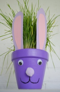 Spring is right around the corner! Join us on April 4th after the Easter Egg Hunt to do some spring planting - decorate a clay pot and plant something of your choice. Open to all kids, no registration necessary! 10am-12pm